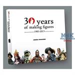 Buch: 30 years of making figures 1983-2013