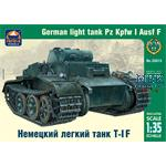 German light tank Pz Kpfw I Ausf F