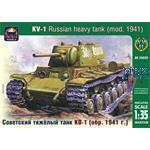 Russian heavy tank KV-1 (mod. 1941)