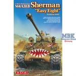 US M4A3E8 Sherman Easy Eight - Korea