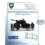 M26 Pershing/M46 Patton T80E1 type track