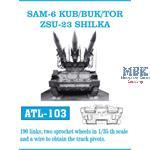 SAM-6 KUB/BUK/TOR/ZSU 23 Shilka