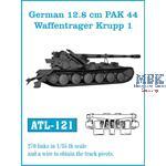 12,8cm Pak44 auf Waffenträger Krupp
