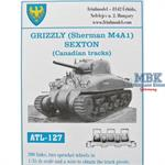 Grizzly (Sherman M4A1) Sexton (Canadian Tracks)