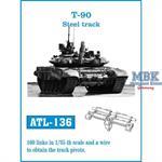 T-90 Steel track