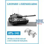 Leopard 1 / Gepard / AS-90