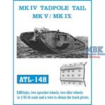 MK IV Tadpole Tail MKV / MK IX track