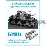 Grant/Lee/Ram type WE210 double I track