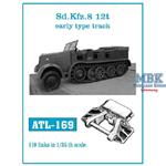 Sd.Kfz.8 12t Zgkrw.early type track