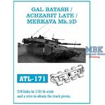 Gal Batash / Achzarit late / Merkava Mk.3D track