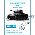 M24 Chaffee T85E1 (rubber type)