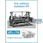 U.S. Army Bulldozer D7