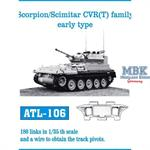 Scorpion/Scimitar CVR(T) family early type