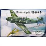 Me Bf-109 D-1 WWII German fighter