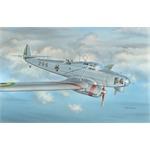 Focke-Wulf Fw 58B Weihe South America