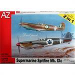 Supermarine Spitfire Mk.IXc Duel - Israel, Egypt