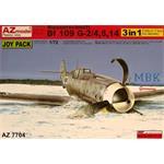 Messerschmitt Bf 109G-2/G-4/G-6/G-14