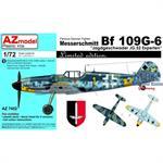 Messerschmitt Bf 109G-6 JG 52 Experten