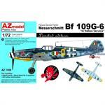 Messerschmitt Bf 109G-6 Italian Service