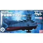 Mecha Space Battleship Yamato