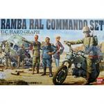 UCHG Zeon Ramba Ral Commando Set