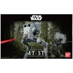 AT-ST + Wookiee  Star Wars