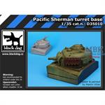 Pacific Sherman turret base