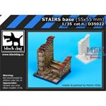 Stairs base 55x55mm