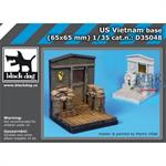 US Vietnam base