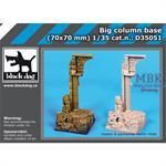 Big column base
