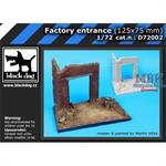 Factory entrance (125x75 mm)