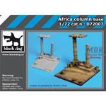 Africa column base