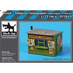 Kiosk - tabacco/news papaer