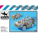 1\48 Supacat Jackal accessories set
