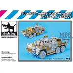 1\48 Supacat Coyote accessories set