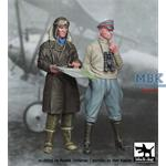 German Fighter Pilot SET      1914-1918
