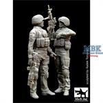 US soldiers in Iraq set