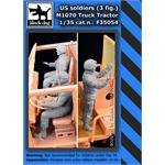 Us soldiers 3fig.M1070 Truck tractor