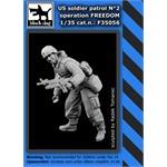 US soldier patrol operation FREEDOM N°2