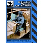 US RSOV driver in Afganistan