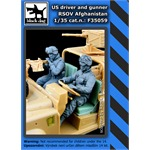 US RSOV driver & gunner in Afganistan