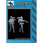 British Marines Falklands 1982 set