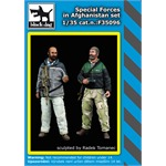 Special forces in Afghanistan set