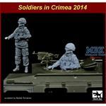 Soldier in Crimea 2014