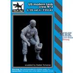 US Modern Tank Crew No. 3