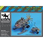 M11XR7 Stryker snow beaver