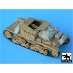 Semovente M40-75/18 accessories set