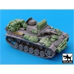 Pz.Kpfw.III Ausf.N accessories set