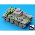 Pz.Kpfw.38 Ausf.G accessories set