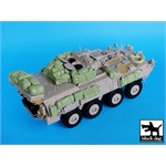 Canadian Lav III accessories set